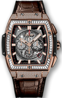 Hublot Spirit of Big Bang King Gold Jewellery 45 mm 601.OX.0183.LR.0904