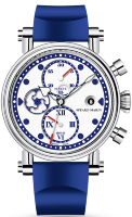Speake-Marin Spirit Seafire 42 mm Titanium New Blue 20003-57