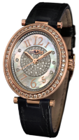 DeWitt Alma Automatic Rose Gold and Diamonds AL.002