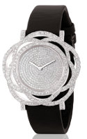 Chanel Jewelry 18K White Gold And Diamonds J10211