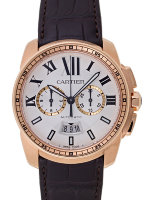 Cartier Calibre de Cartier Chronograph Watch W7100044