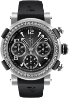 Romain Jerome  Arraw Marine Chronograph 42 mm Titanium Diamonds 1M42C.TTTR.1517.RB.1101