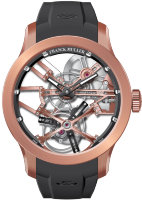 Franck Muller Mens Collection Vanguard Endurance END 47.5 T GRAVITI CS 5N BR