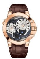 Harry Winston Ocean Dual Time in Rose Gold OCEATZ44RR001