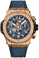 Hublot Big Bang Unico King Gold Blue 42mm 441.OX.5189.RX