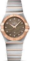 Omega Constellation Quartz 27 mm 123.20.27.60.63.003