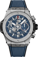 Hublot Big Bang Unico Titanium Blue 42mm 441.NX.5179.RX