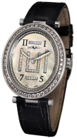 DeWitt Alma Automatic White Gold and Diamonds AL.005
