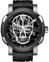 Romain Jerome Skylab 48 Speed Metal Polished Skull RJ.M.AU.030.14