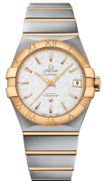 Omega Constellation Co-Axial 38 mm 123.20.38.21.02.006