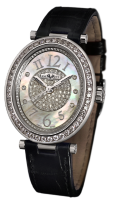 DeWitt Alma Automatic White Gold and Diamonds AL.006
