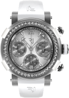 Romain Jerome Arraw Marine Chronograph 42 mm Titanium White Diamonds 1M42C.TTTR.2520.RB.1101