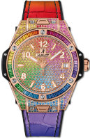 Hublot Big Bang One Click Rainbow King Gold 465.OX.9910.LR.0999