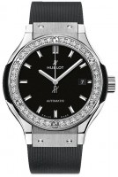 Hublot Classic Fusion Titanium Diamonds 38 mm 565.NX.1470.LR.1204