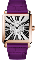 Franck Muller Ladies Collection Master Square 6000 H SC DT COL DRM R Rose Gold