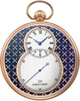 Jaquet Droz Les Ateliers d'Art The Pocket Watch Paillonnee j080033044