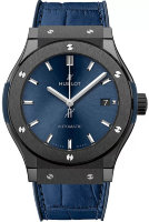 Hublot Classic Fusion Ceramic Blue 45mm 511.CM.7170.LR