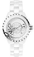 Chanel J12 White Graffiti H5240
