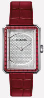 Chanel Boy-Friend Rubis Watch H5086
