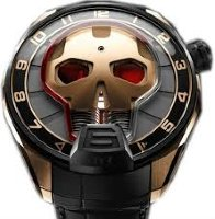 Hyt Skull Red Eye 151-DG-42-RF-AB