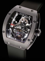 Richard Mille Tourbillon-Felipe Massa RM 009