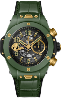 Hublot Big Bang Unico Chronograph WBC Green Ceramic 411.GX.1189.LR.WBC19