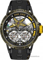 Roger Dubius Excalibur Pirelli Double Flying Tourbillon rddbex0755