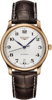 Watchmaking Tradition The Longines Master Collection L2.628.8.78.3