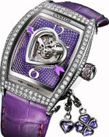 Cvstos Hour Minute Seconde Re-Belle Lady Charm RBLC Violrt