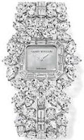 Harry Winston High Jewelry Timepieces Emerald Cluster HJTQHM24PP024