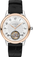 Montblanc Boheme Collection Exo Tourbillon Slim 116494