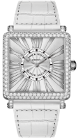 Franck Muller Ladies Collection Master Square 6002 M QZ REL R D