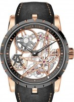 Roger Dubius Excalibur Skeleton Automatic Canelo Limited Edition rddbex0794