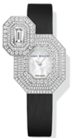 Harry Winston High Jewelry Timepieces Emerald Signature HJTQHM24WW005