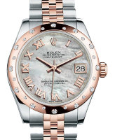 Rolex Oyster Perpetual Datejust 31 m178341-0005