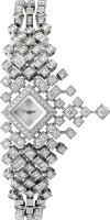 Cartier Creative Jeweled Watches High Jewelry Visible Hour Watch HPI00533