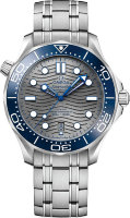 Omega Seamaster Diver 300m Co Axial Master Chronometer 42mm Mens Watch 210.30.42.20.06.001