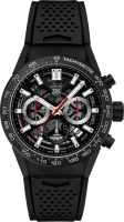 TAG Heuer Carrera Calibre 02 Automatic Chronograph 43 mm CBG2090.FT6145