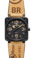 Bell & Ross Aviation BR 01 46 mm BR 01-92 Heritage