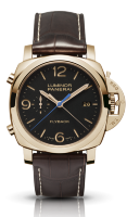Officine Panerai Luminor 1950 3 Days Chrono Flyback Automatic Oro Rosso PAM00525