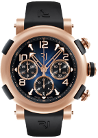 Romain Jerome Arraw Marine Chronograph 45 mm Gold Blue 1M45C.OOOR.3518.RB