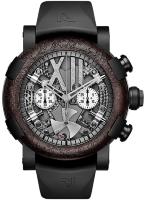 Romain Jerome Steampunk Chronograph 50 Black Rusted Metal RJ.T.CH.SP.002.01