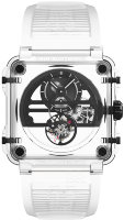 Bell & Ross Skeleton Tourbillon Sapphire Black 45 mm BRX1-SKTB-SABLK