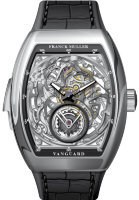 Franck Muller Mens Collection Vanguard Minute Repeater V 50 LRM T SQT AC.NR