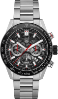 TAG Heuer Carrera Calibre 02 Automatic Chronograph 45 mm CBG2A10.BA0654
