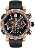 Romain Jerome Arraw Marine Chronograph 45 mm Gold Diamonds 1M45C.OOOR.1518.RB.1101