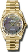 Rolex Day-Date President Ladies 118238 DKMRP