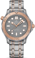 Omega Seamaster Diver 300m Co Axial Master Chronometer 42mm Mens Watch 210.60.42.20.99.001