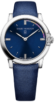 Harry Winston Countdown To A Cure Midnight amfAR 32mm MIDQHM32WW003