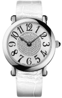 Franck Muller Ladies Collection Round Classic 8038 QZ CD 1P White
